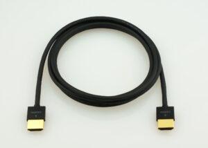 HDMI スリムコネクタ/スリムケーブル